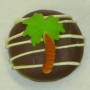 Chocolate Covered Oreo Cookie - Palm Tree